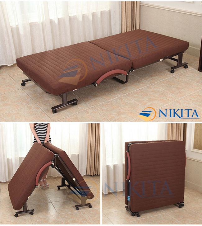 giường xếp Nikita hq120